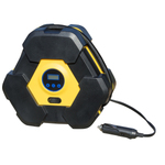 12V Portable Automotive Digital Tire Inflator Pump Product Image