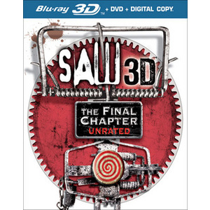 Saw-Final Chapter 3d Dvd/Br/Dc Combo Product Image