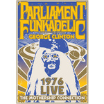Parliament Funkadelic-Mothership Connection-Live in 1976
