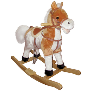 Buttercup Rocking Pony w/ Moving Mouth and Tail Product Image