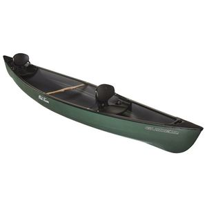 Guide 160 Recreational Canoe - Green Product Image