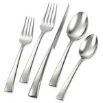 Bellasera 45pc Stainless Steel Flatware Set Product Image