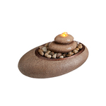 Mirra Oceanside Relaxation Fountain Bronze Product Image