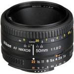 AF NIKKOR 50mm f/1.8D Lens Product Image