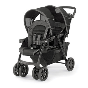 Cortina Together Double Stroller Minerale Collection Product Image