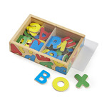 Magnetic Wooden Alphabet Ages 3+ Years Product Image