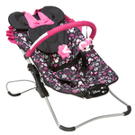 Minnie Snug Fit Folding Bouncer Product Image