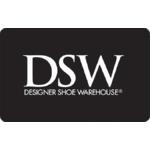 DSW Everyday eGift Card $25