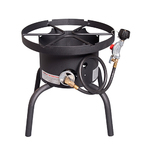 High Output Outdoor Single Burner Cooker Product Image