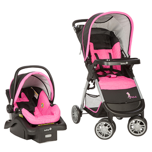Amble Quad Travel System Disney Minnie Product Image