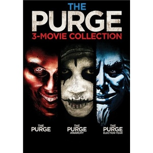 Purge-3 Movie Collection Product Image