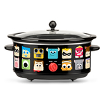 Disney Pixar 7 Qt Oval Slow Cooker w/ Removable Insert Product Image