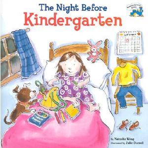 The Night Before Kindergarten Product Image