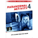 Paranormal Activity 4 Product Image