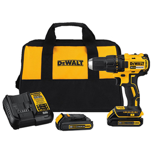 20V MAX Compact Brushless Drill Driver Kit Product Image