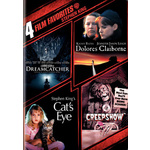 4 Film Favorites-Stephen King Product Image