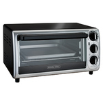 4-Slice Modern Toaster Oven Product Image