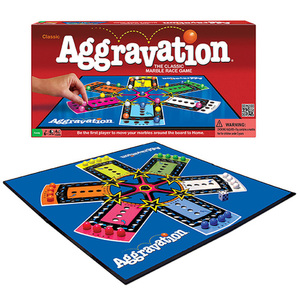 Classic Aggravation Board Game Product Image