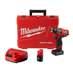 "M12 Fuel 1/2"" Driver/Drill Kit Product Image"