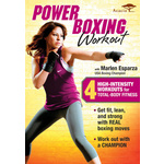 Power Boxing Workout with Marlen Esparza Product Image