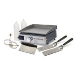 "17"" Table Top Griddle w/ 7pc Griddlin Kit Product Image"