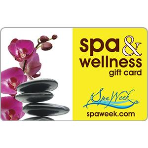 Spa & Wellness Gift Card by Spa Week eGift Card $25 Product Image