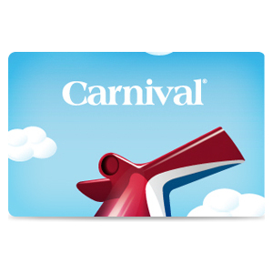 Carnival Gift Card $100 Product Image