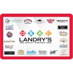 Landry's Restaurant eGift Card $50 Product Image