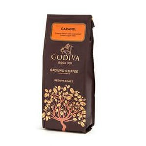GODIVA Caramel Ground Coffee Product Image