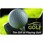GoPlayGolf eGift Card $50 Product Image