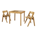 3pc Juvenile Folding Furniture Set Product Image