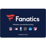 Fanatics eGift Card $10 Product Image