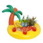 Inflatable Pool Bar Tropical Island Product Image
