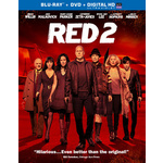 Red 2 Blu Ray/Dvd W/Digital Ultraviolet Product Image