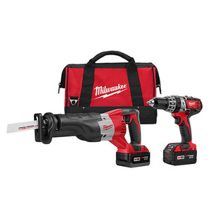 M18 Lithium-ion Sawzall and Drill/Driver Tool Kit Product Image