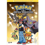 Pokemon-Diamond & Pearl Battle Dimension Box 1 V1&2 Product Image