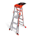 Select Step 5-8ft Stepladder System Product Image