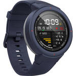 Verge GPS Smartwatch with Amazon Alexa (Twilight Blue) Product Image