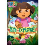 Dora the Explorer-Lets Explore-Doras Greatest Adventures Product Image