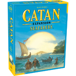 Catan Expansion: Seafarers Ages 10+ Years Product Image