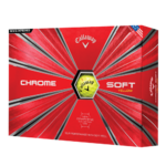 Callaway 2018 Chrome Soft Golf Balls Product Image