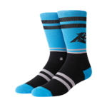 Stance Carolina Panthers Logo Socks Product Image