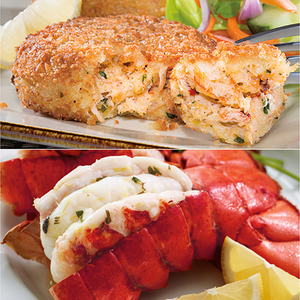 Crabcakes & Lobster Tails Product Image