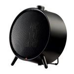 Uberheat Ceramic Heater Black Product Image