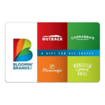 Bloomin Brands eGift Card $100.00 Product Image