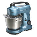 7-Speed 4qt Stand Mixer Blue Product Image