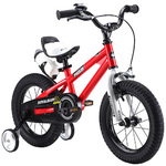 "Freestyle 12"" Boys Bicycle Red Product Image"