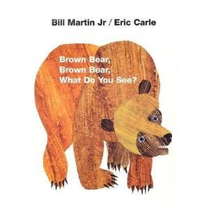 Brown Bear, Brown Bear, What Do You See?: 50th Anniversary Edition Product Image