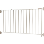 Wide & Sturdy Sliding Gate Gray Product Image