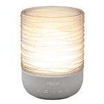 Zenergy Meditative Light & Sound Therapy Candle Gray Product Image